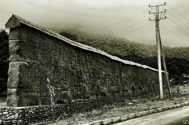 Azeri Wall by steeber