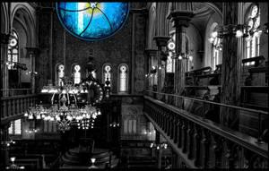 Eldridge Street Synagogue Revisited by steeber