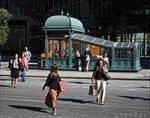 Astor Place Kiosk by steeber
