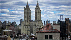 A View East from Broadway by steeber