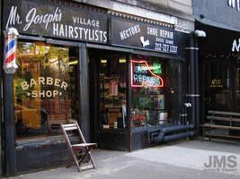 Mr. Joseph's Village Hairstaylists by steeber