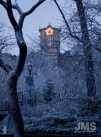 Snowy Fort Washington Dec 2014 by steeber