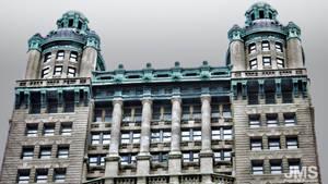 Park Row Building by steeber