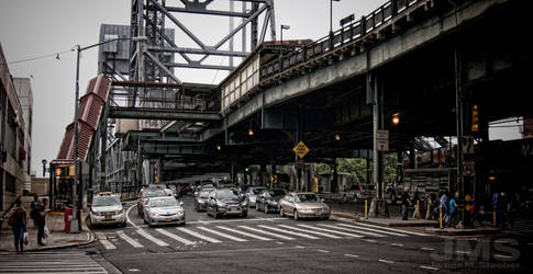 Broadway at 225th Street by steeber