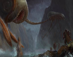 Rift: Watery Colossus by Zilrion