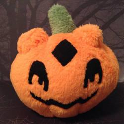 Froslass Pumpkin by sorjei