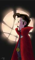 Doctor Strange by ArtOfTej