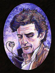 Star Wars: Poe Reflects by Biodin