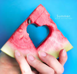 It's Summer by wihad