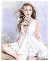 Keira Knightley no3 by ElenaR