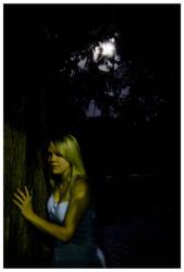 full moon by ElenaR