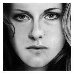 Kristen Stewart by ElenaR
