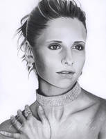 Sarah Michelle Gellar by ElenaR