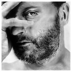 Jean Reno by ElenaR