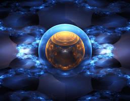 Stellar Globe by Humble-Novice