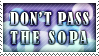 Don't Pass The SOPA by Humble-Novice