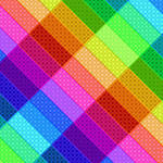 Colorful Checkered Pattern by Humble-Novice