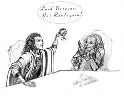 - Hai Resdaynia: part 1 - by Ardariel