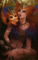 Gnar! by Kittrix