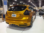 Ford Focus ST Rear by SleekHusky