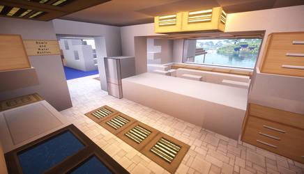 Minecraft: Modern Style House 6 by SleekHusky