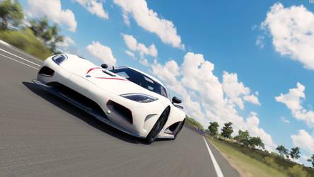 Forza Horizon 3: Agera R by SleekHusky