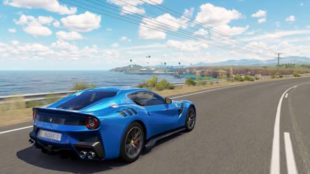 Forza Horizon 3: Coastline Cruise by SleekHusky