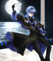 [Fanart]Cantarella Grace Edition-kaito by VetvareE