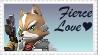SSBB Fox Stamp by crafty-manx