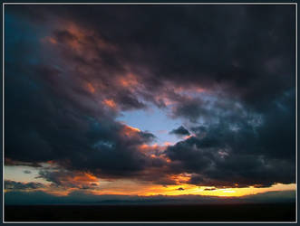 *Sun Over The Valley by -jamesjr