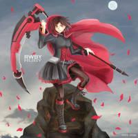 RWBY - Ruby Rose by mai5262524