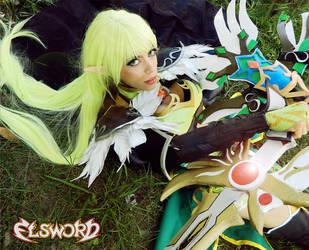 Rena Night Watcher of elsword by LilituhCosplay