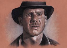 Indiana Jones by andreasmichel