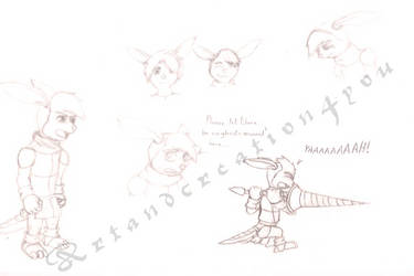 Tales of Serenity Concept Arts - Milo by Artandcreation4you