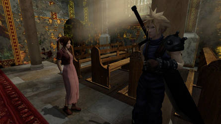 [Release] Gmod Cloud Strife by detreter