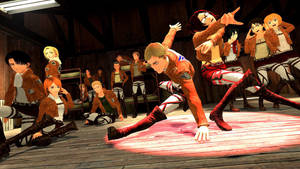 TITANic Dance Battle by detreter