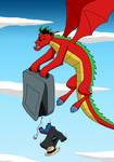 Flying Dragon Class by StealthCat15