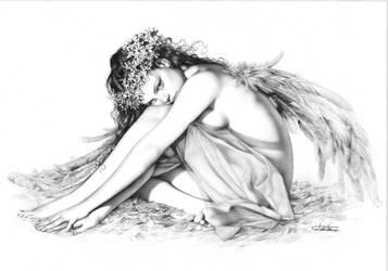 Angel by arantzasestayo