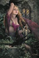 Sword Girl by arantzasestayo