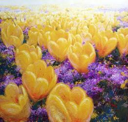 Flowers by arantzasestayo
