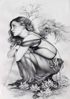 Wings girl by arantzasestayo