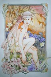 Nefer  by arantzasestayo
