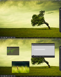 .: Green Tree :. by Theconso