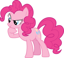 Pinkie Pie in Thought by Dipi11
