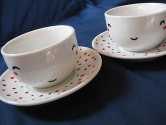 Espresso cups by Rumeiko