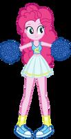Cheerleader Pinkie Pie by MixiePie
