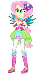 [Legend of Everfree] Fluttershy by MixiePie