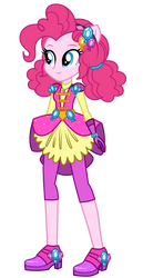 [Legend of Everfree] Pinkie Pie by MixiePie