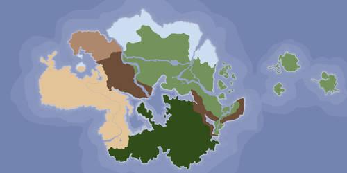Mapa de Terra 2 by hola9811