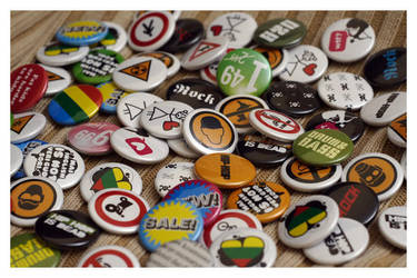 More pins by dblg